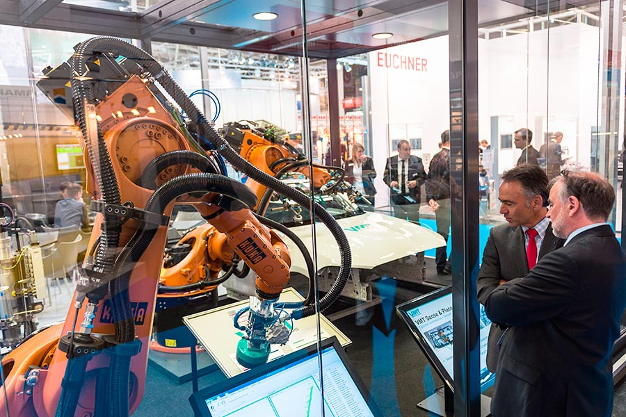 Automatica Messe 2014