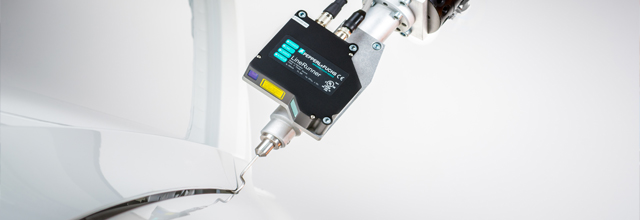 Robot Path Correction with VMT BK