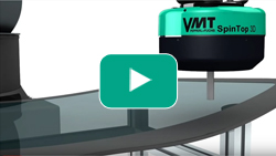Video - VMT SpinTop3D - Kleberaupenkontrolle