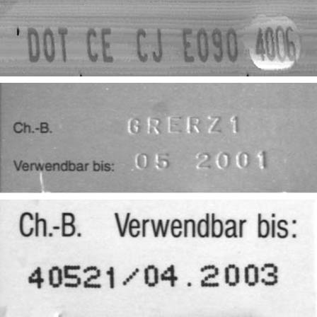 Verifikation von Labelinformationen