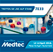 Medtec Messe Stuttgart 2017, Germany