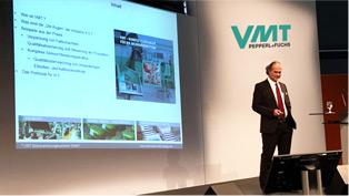 Vortrag, automatische Bilanzierung von Vials und Ampullen