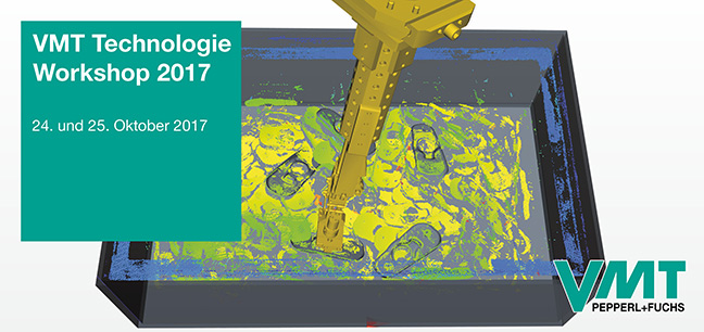 VMT Technologie Workshop 2017